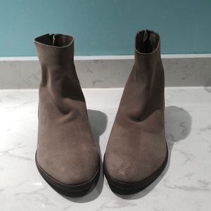 Dolce Vita Taupe Bootie